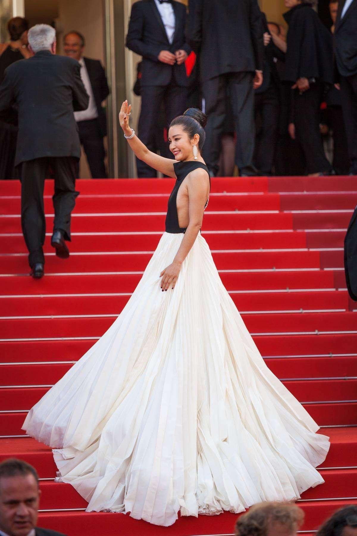 Looks de Cannes 2016 Li Bingbing