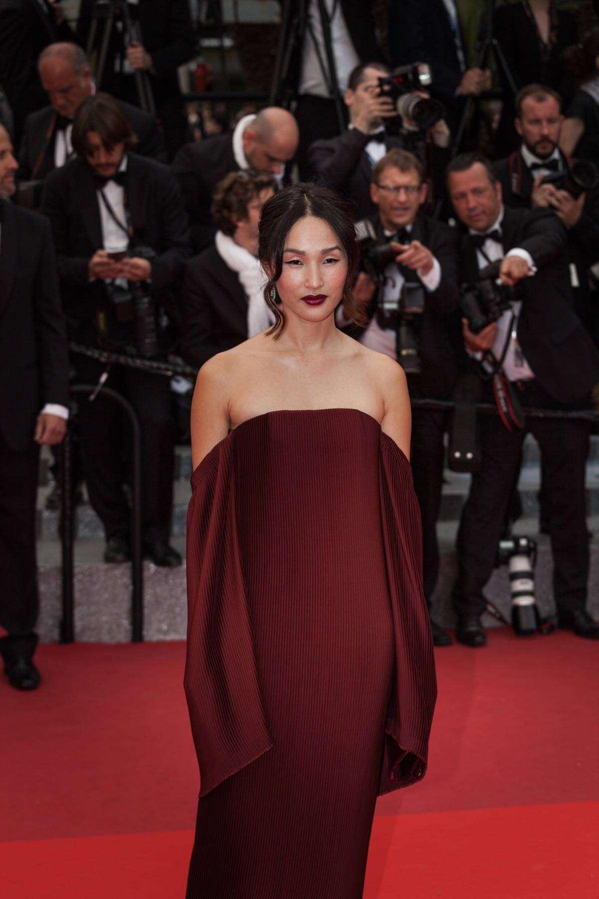Looks de Cannes 2016 Nicole Warne