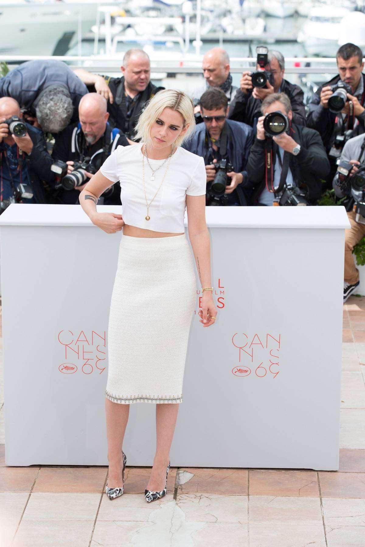 Looks de cannes Kristen Stewart