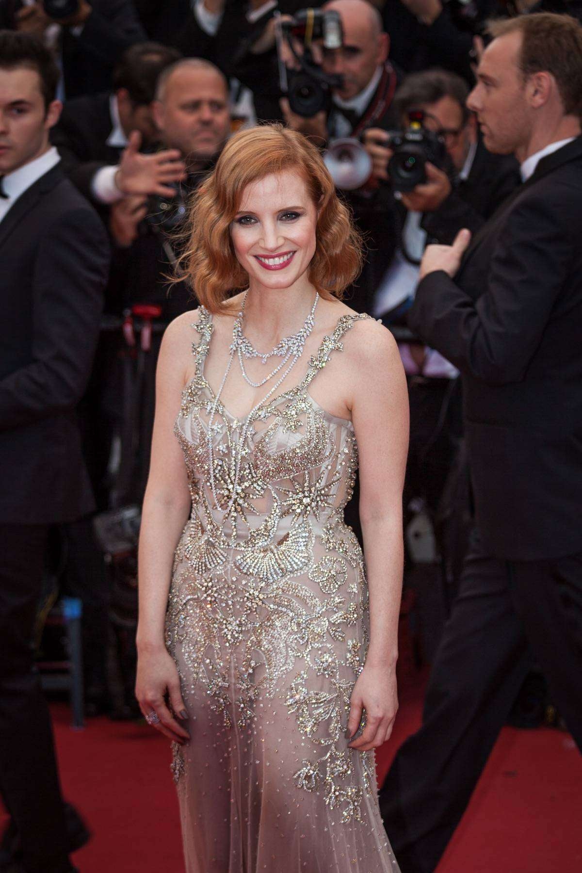 Looks de cannes 2016 Jessica Chastain