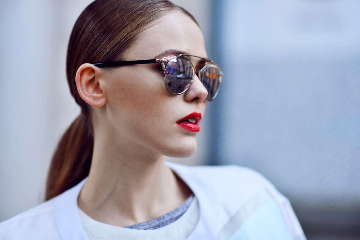última moda en gafas de sol 2016 Kristina bazan
