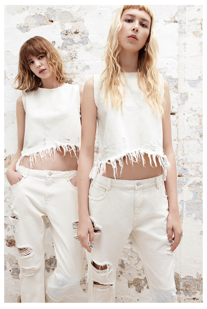 lookbooks de Zara