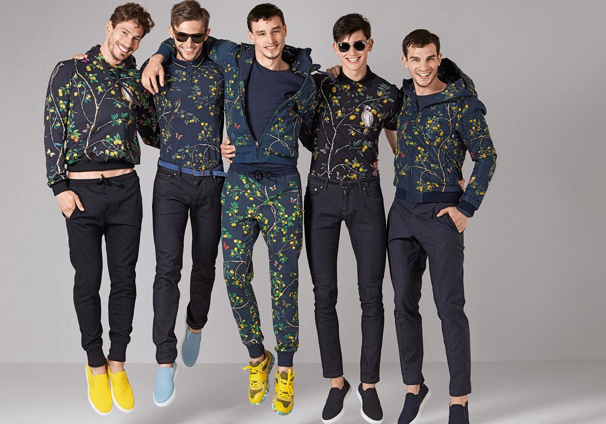 moda hombre primavera verano 2016