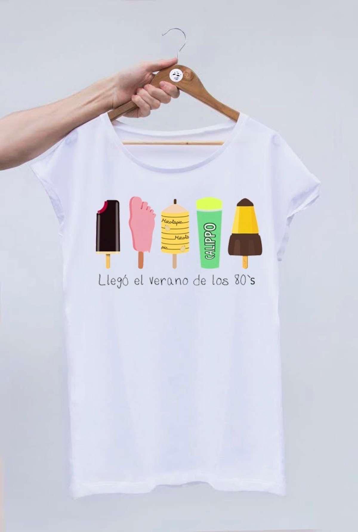 Camisetas divertidas offsetcollage