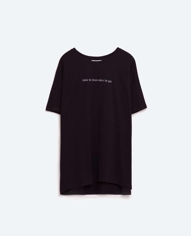 camisetas divertidas zara