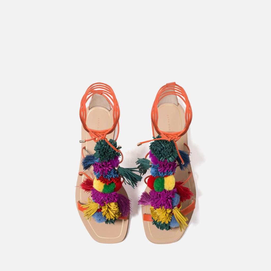 must have del verano - sandalias