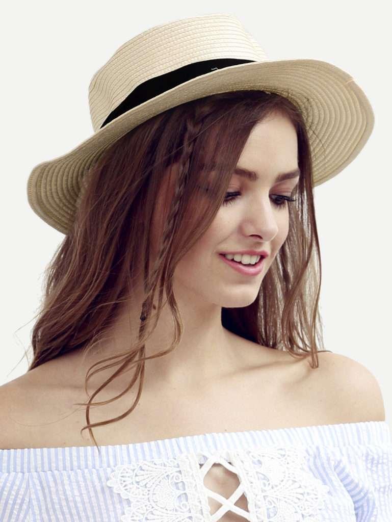 Sombrero de paja de Sheinside