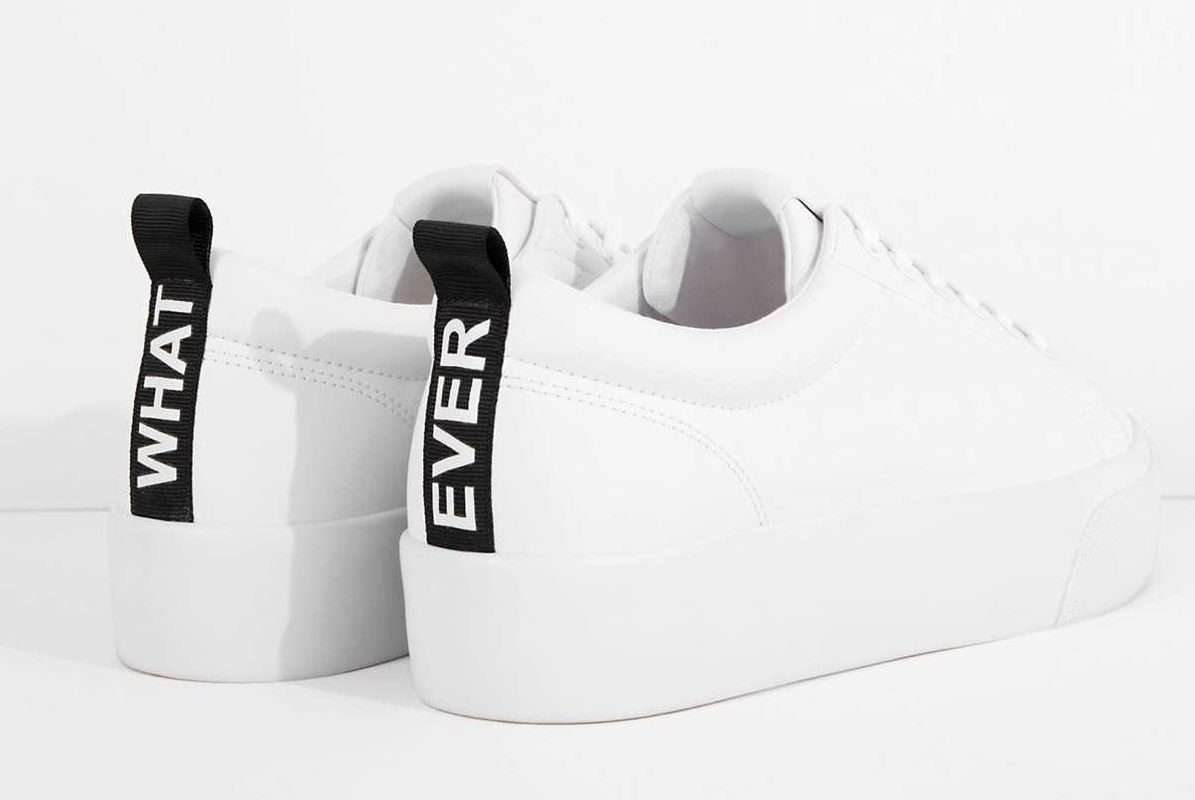 Pull and Bear verano 2016 sneakers