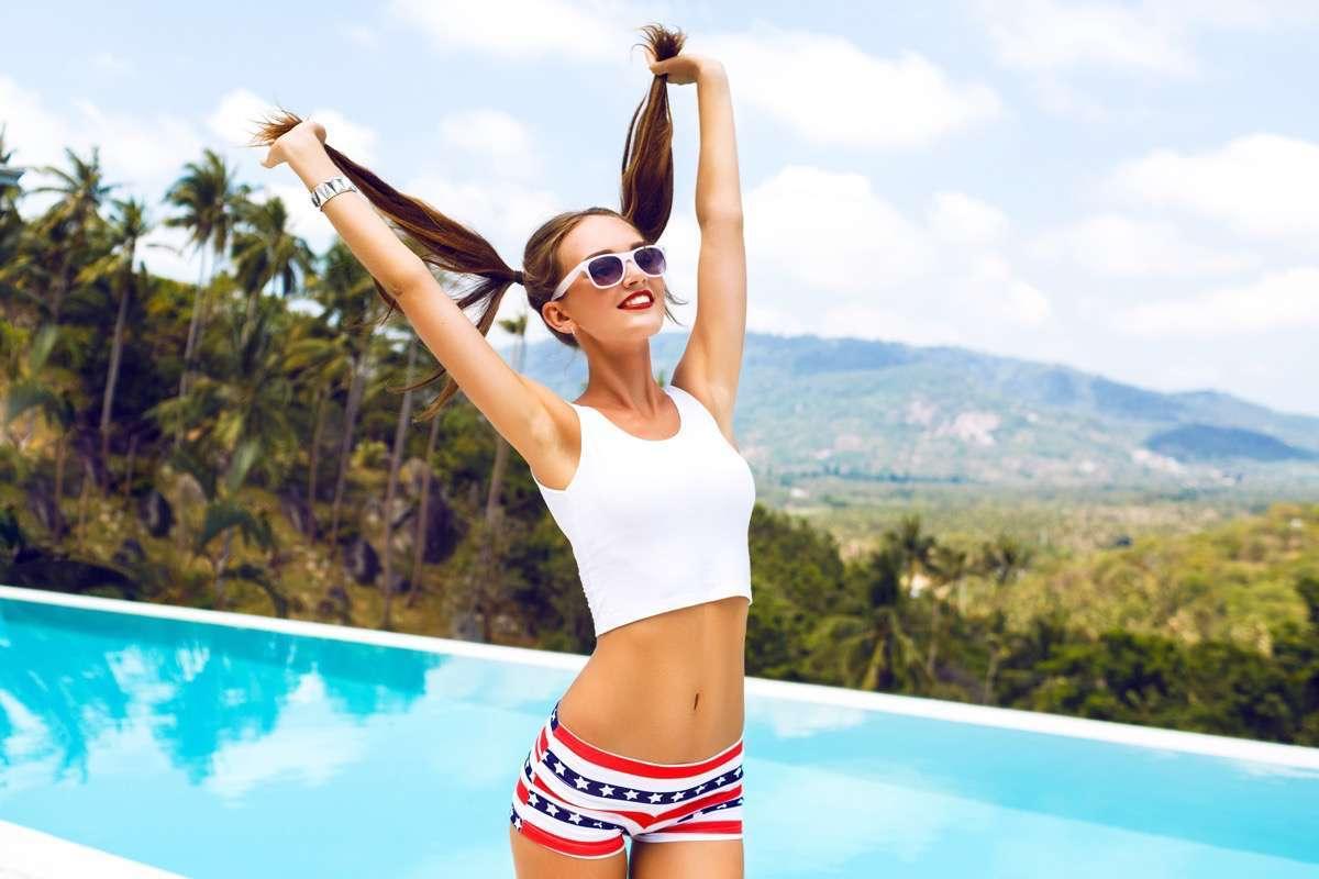 peinados fáciles y rápidos para el verano
