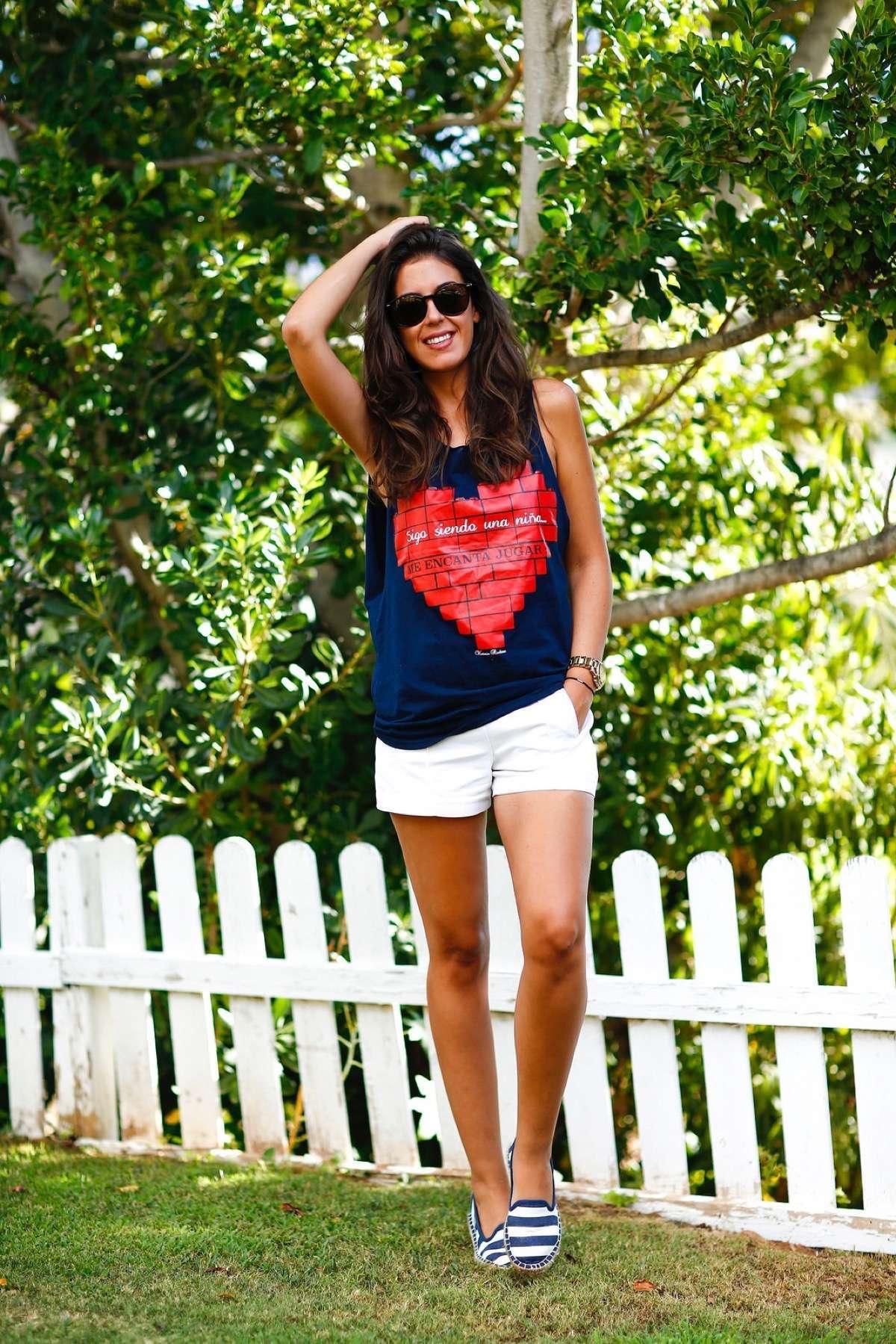 camiseta victoria rockera blogger