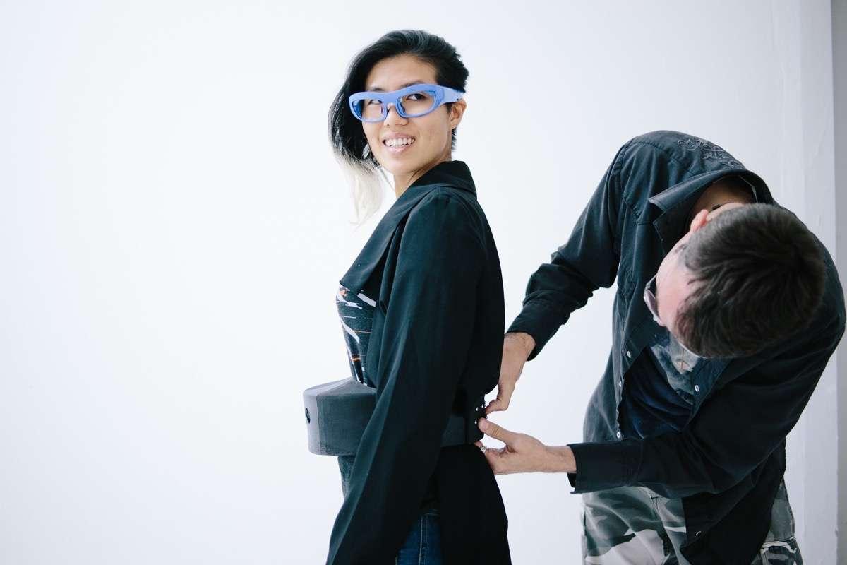 moda y tecnología intel parís
