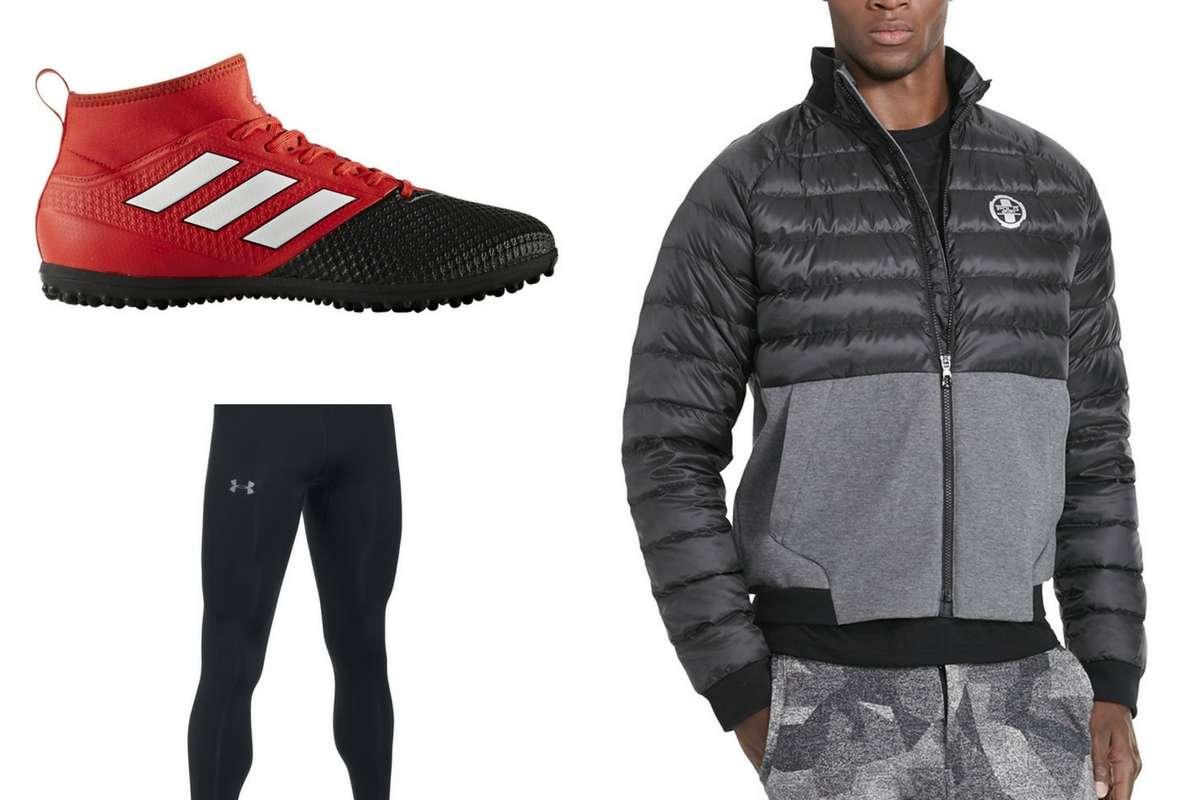 Ideas para regalar a un hombre - Ropa deportiva