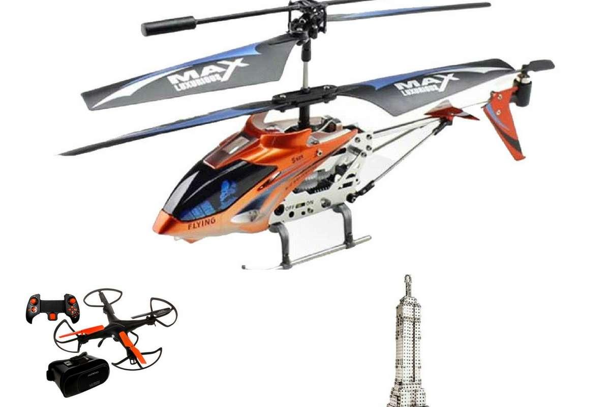 Ideas para regalar a un hombre - Robótica y drones