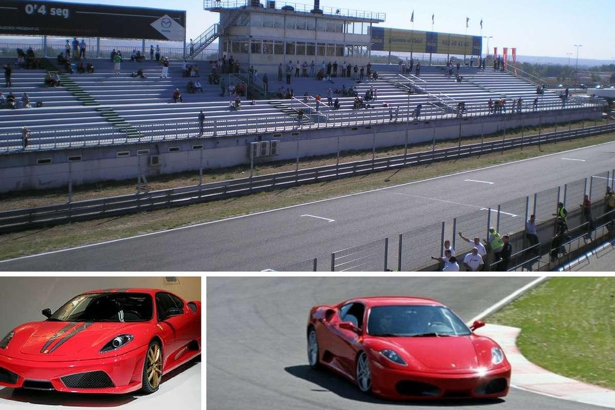 Ideas para regalar a un hombre - Test de coches deportivos