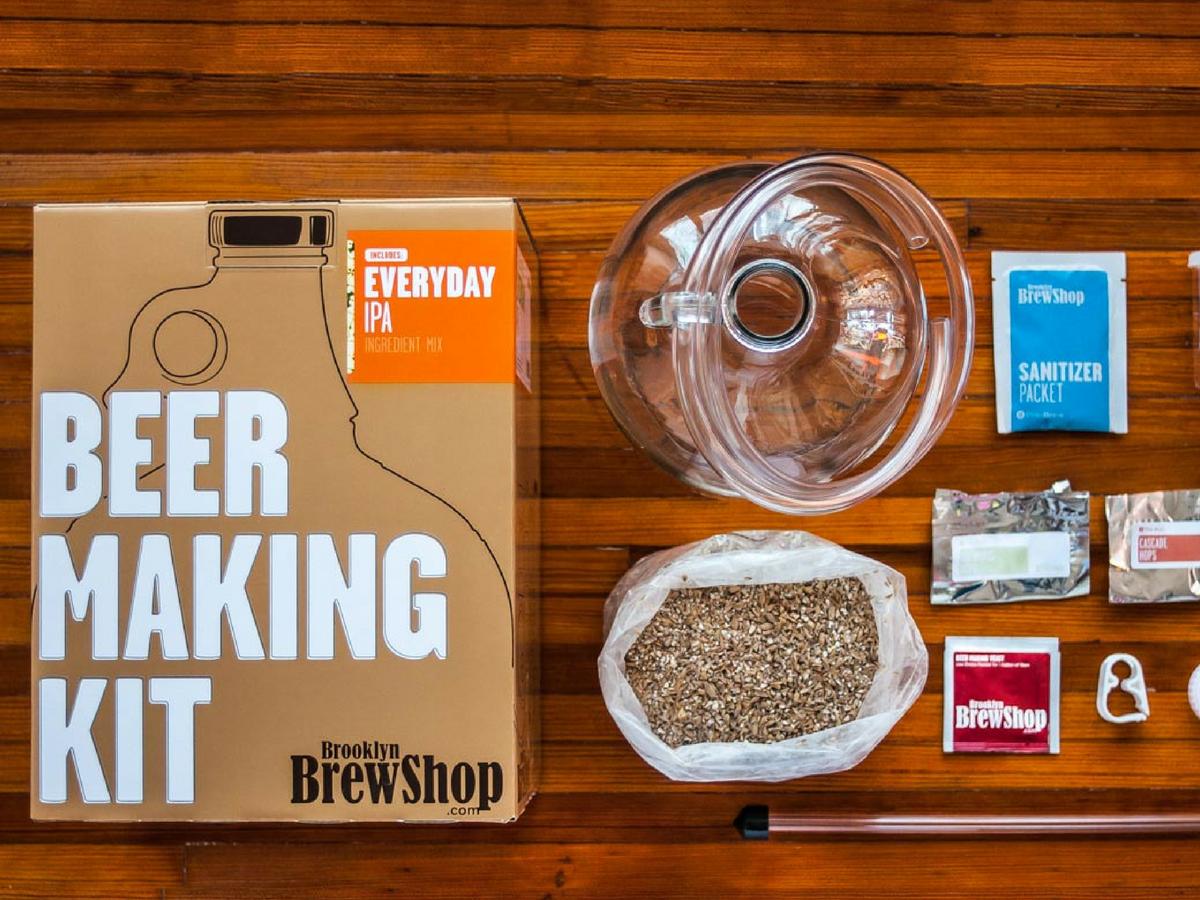 Ideas para regalar a un hombre - Cerveza artesanal