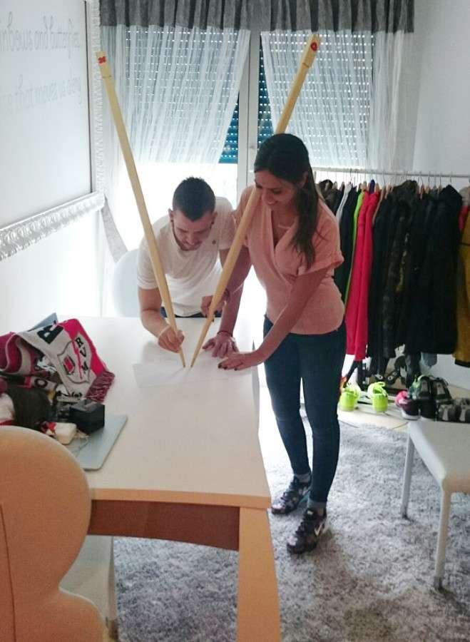 Vestidores de famosas - Cristina Pedroche