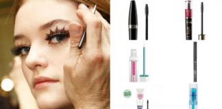 Productos para cejas y pestañas