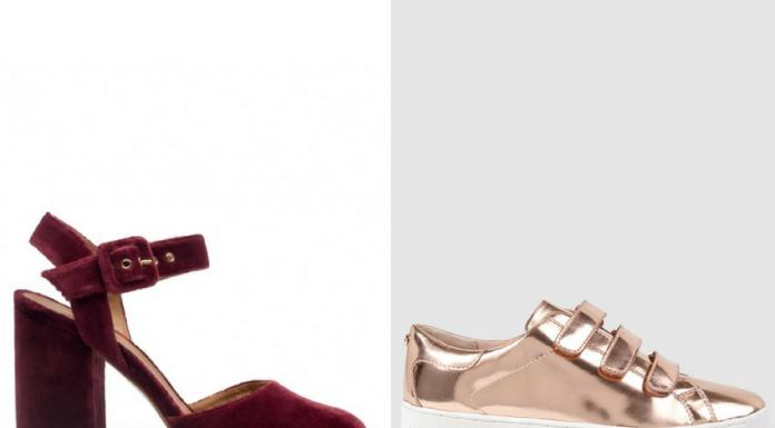 Tacones o zapatillas