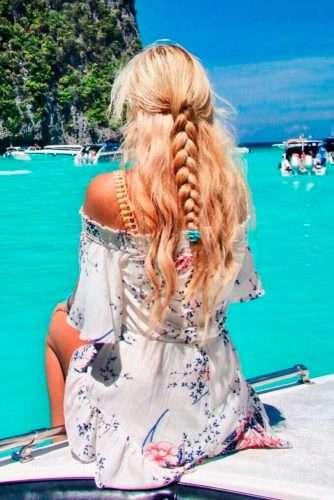 Peinados verano 2017