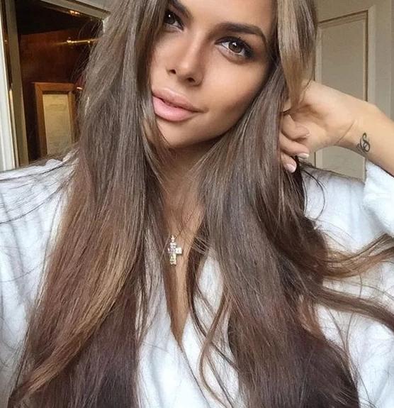 Tonos de cabello para morenas claras