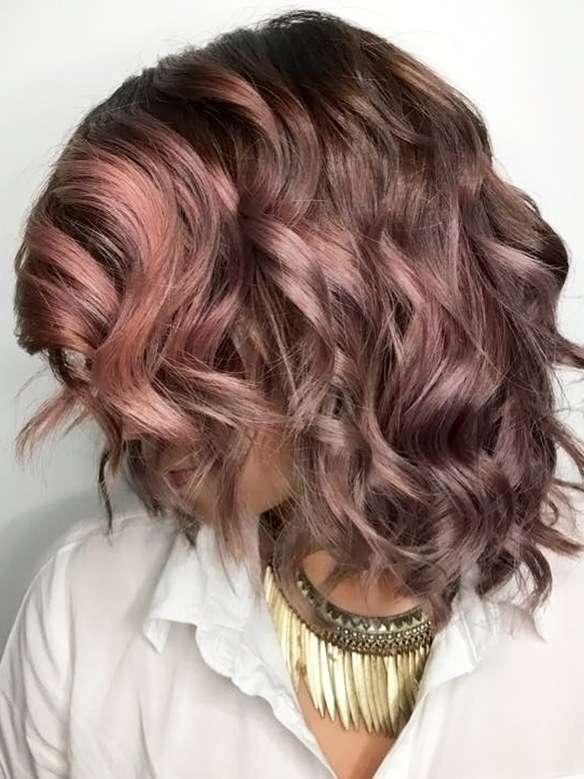 Fall 2018 haircut trends pinterest