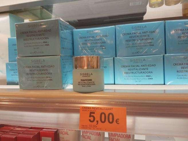 Productos de belleza del Mercadona