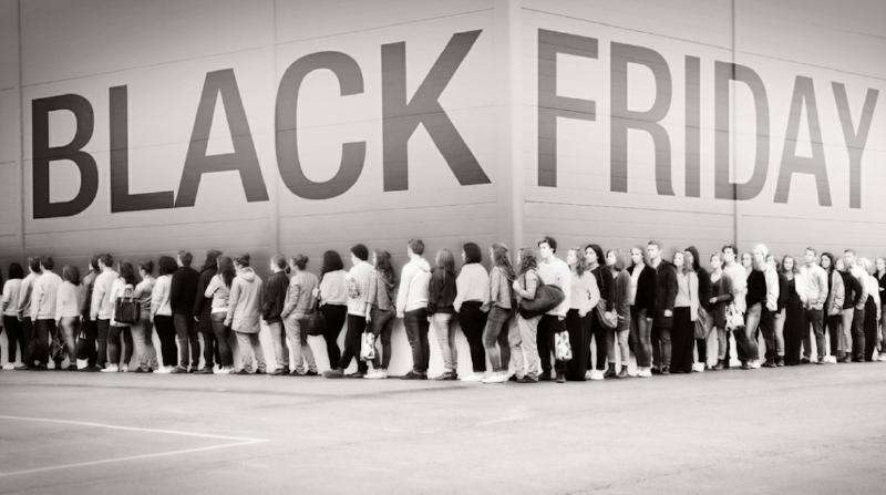 Rebajas de Black Friday