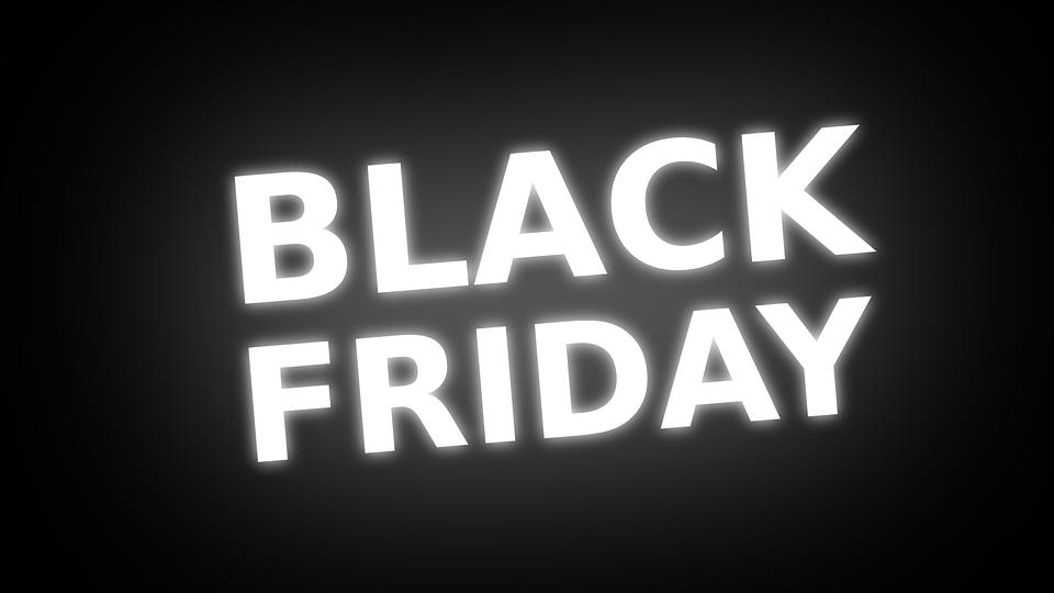 Rebajas de Black Friday