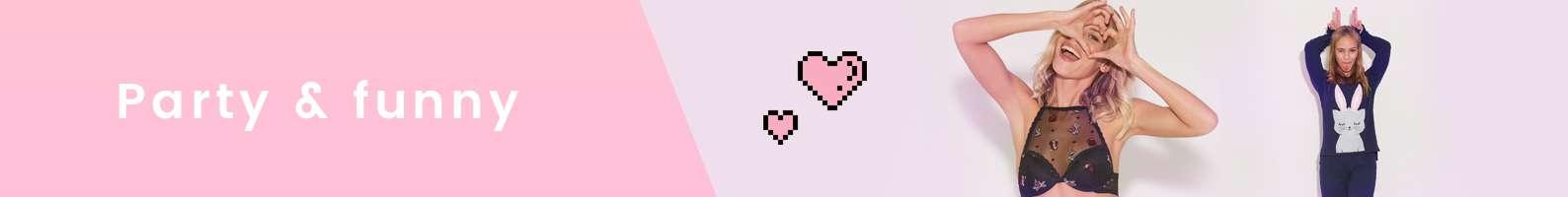 Lencería para San Valentín