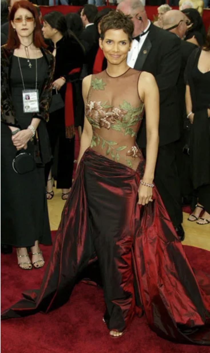Mejores vestidos Oscars