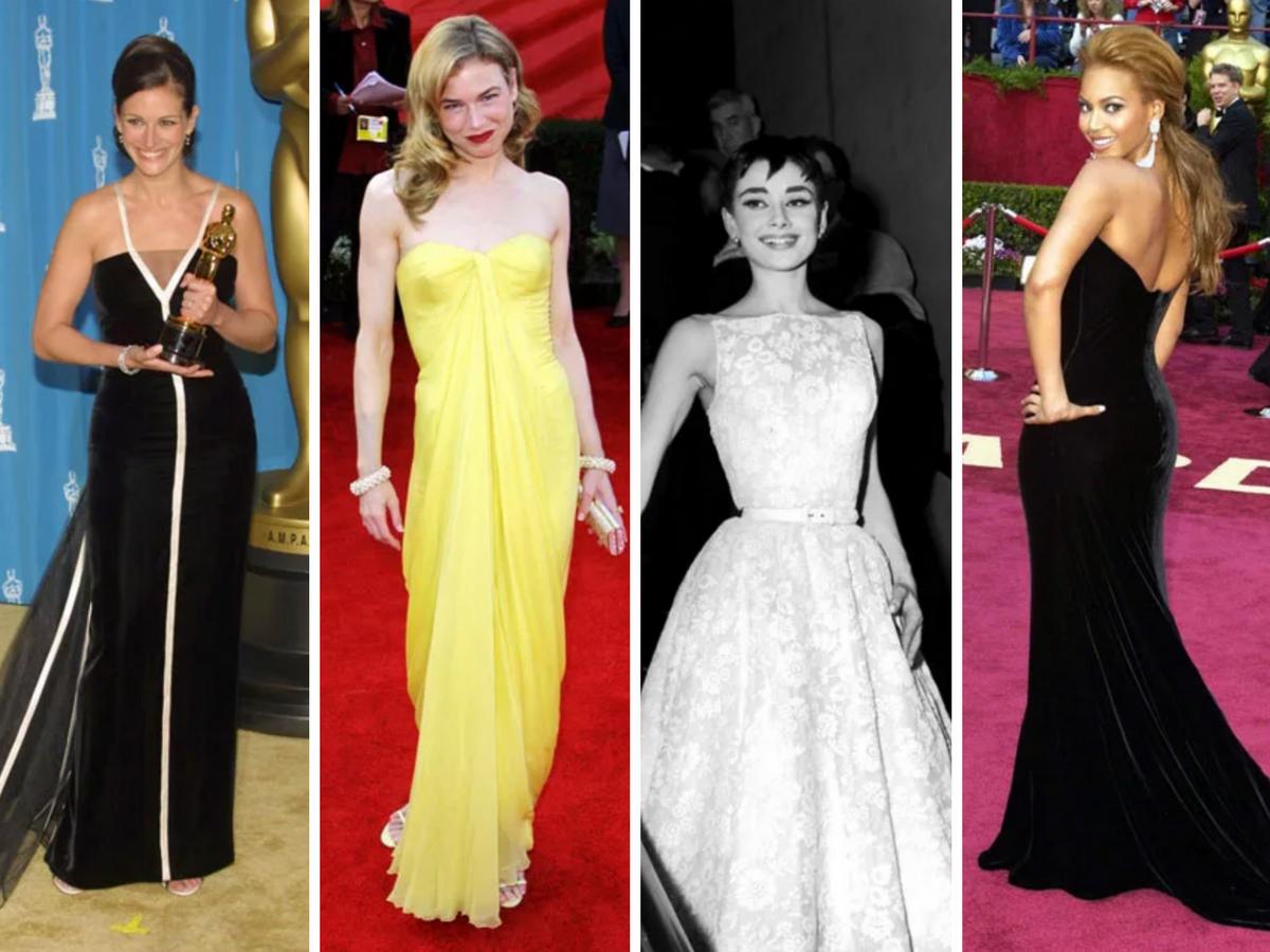 Top 20 Los Mejores Vestidos De La Historia En Las Galas De
