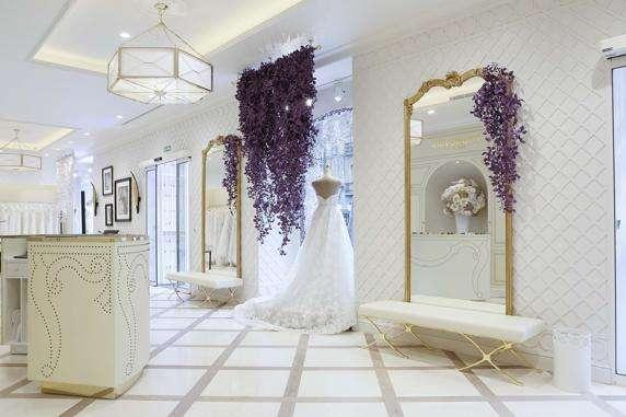 Las mejores tiendas de vestidos de novia en Madrid
