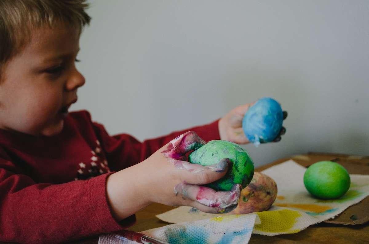 Rutinas de belleza para niños