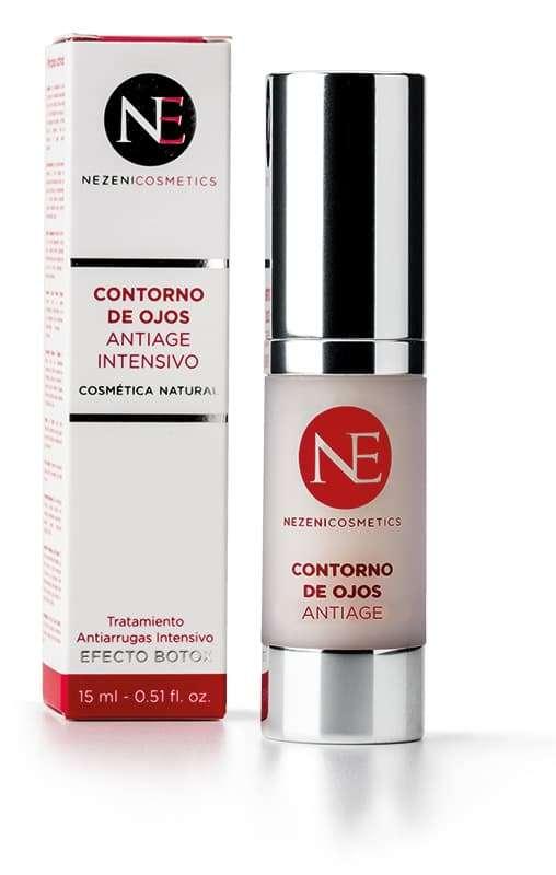 Contorno de ojos antiarrugas y antiedad Nezeni Cosmetics