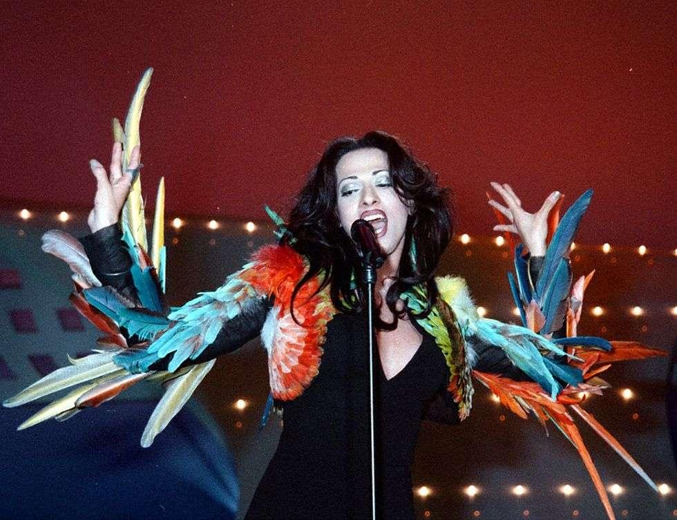 Moda en eurovisión