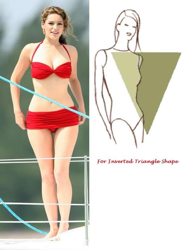 Bañador perfecto para tu tipo de cuerpo