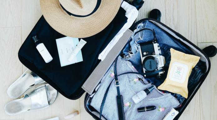 Maleta para las vacaciones de verano