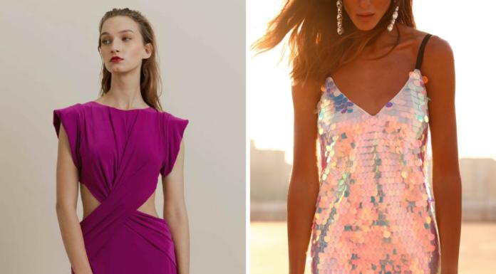 Revistas de moda vestidos de fiesta