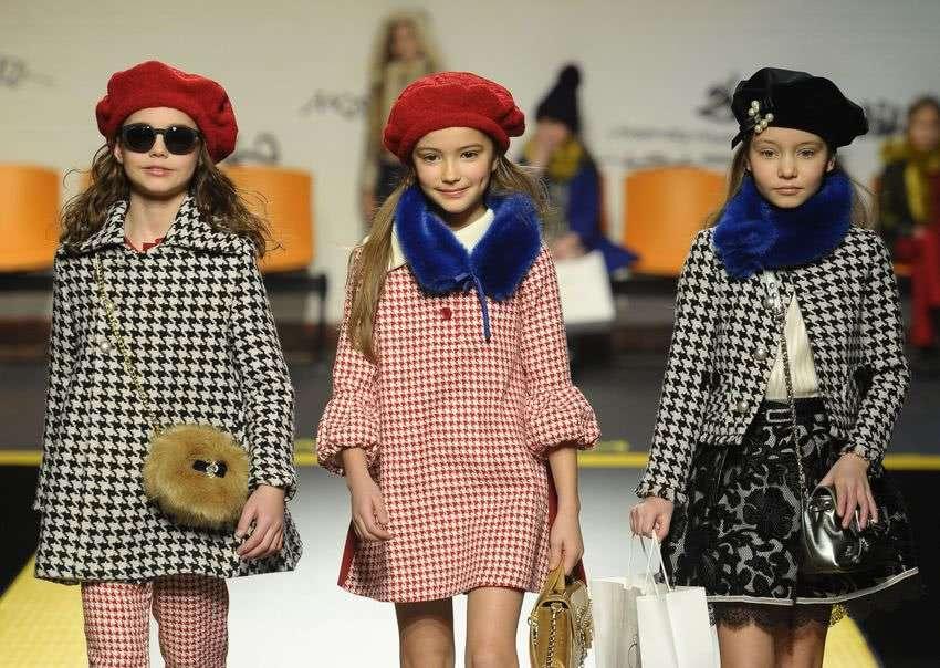 Tendencias de moda otoño invierno 2018 para niños