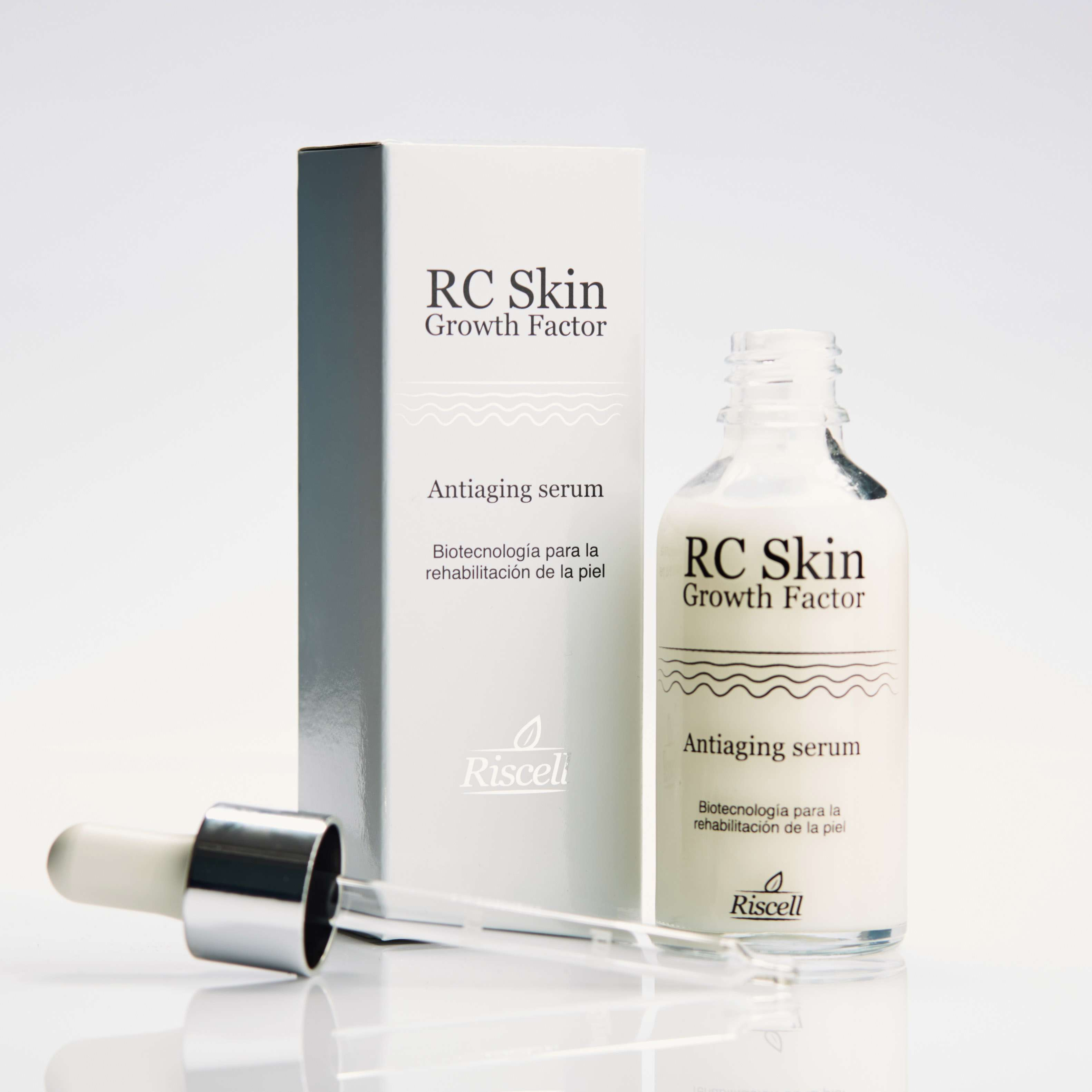 Serum facial antiarrugas
