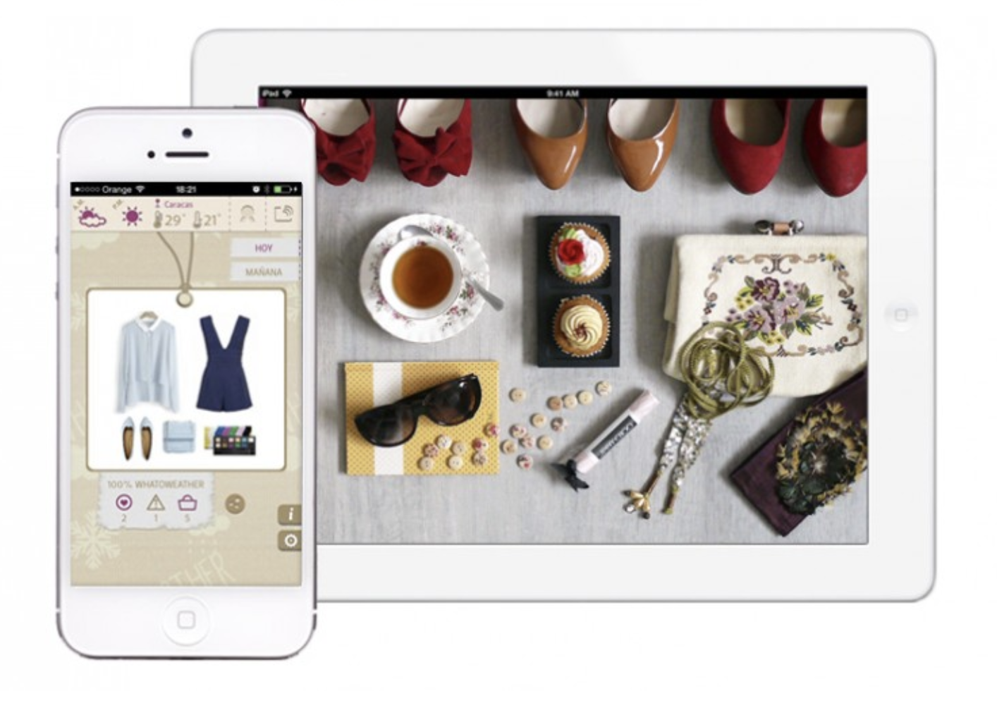 Apps de moda