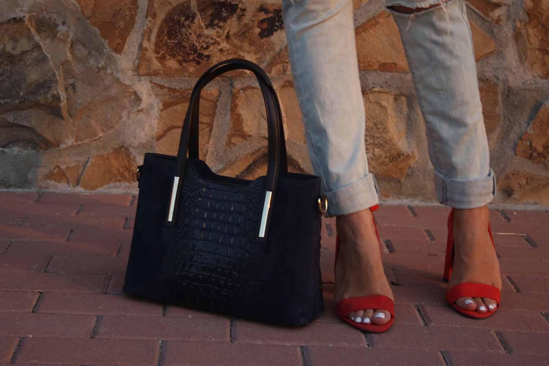 combinar bolsos con zapatos 1