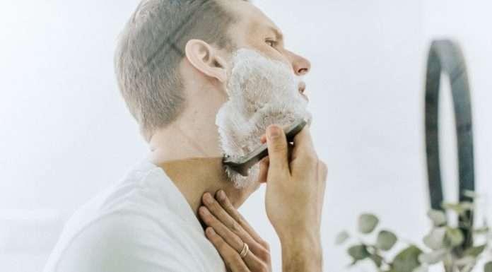 Cuidado facial hombres
