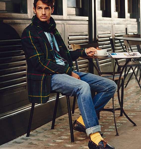 Looks de otoño invierno Ralph Lauren