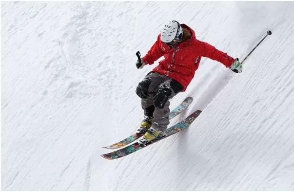 esquiar con estilo