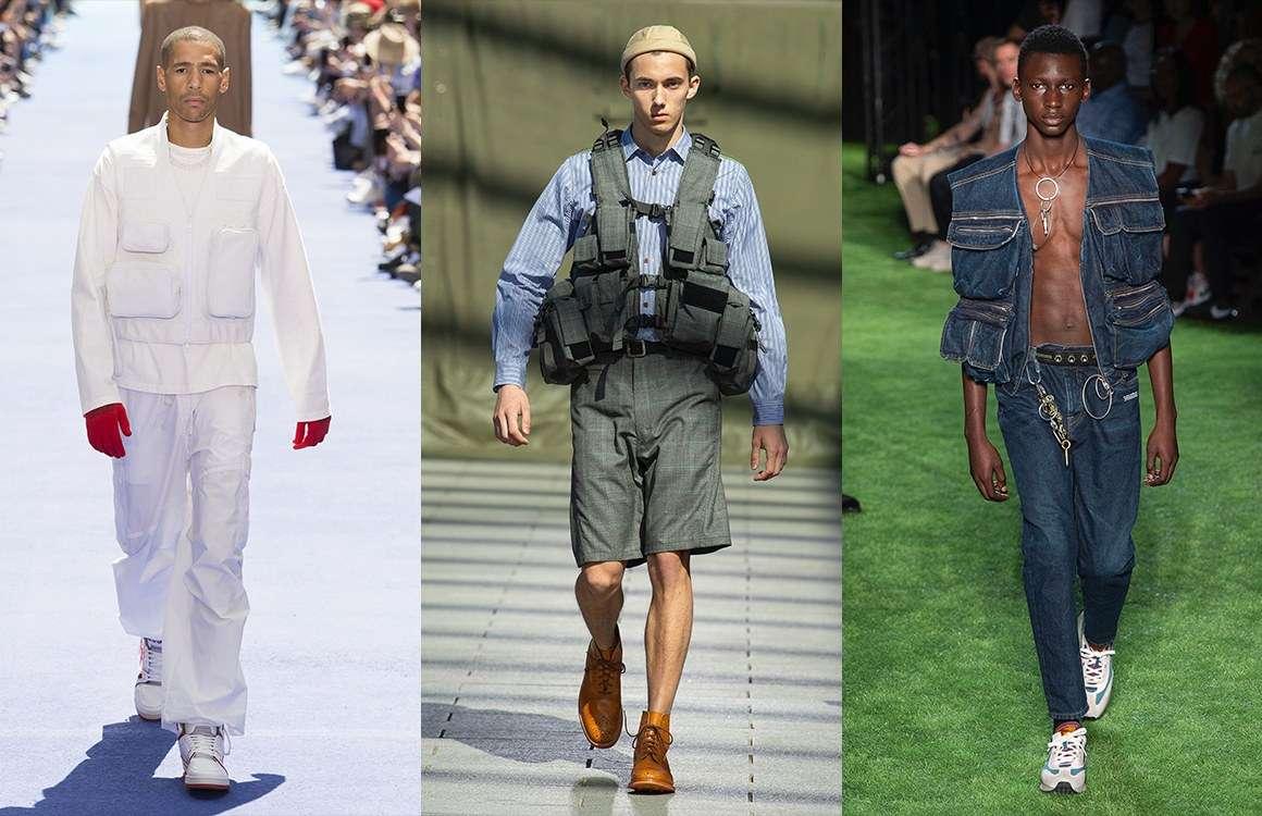 Tendencias de moda para ellos