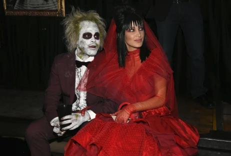 Celebridades en Halloween