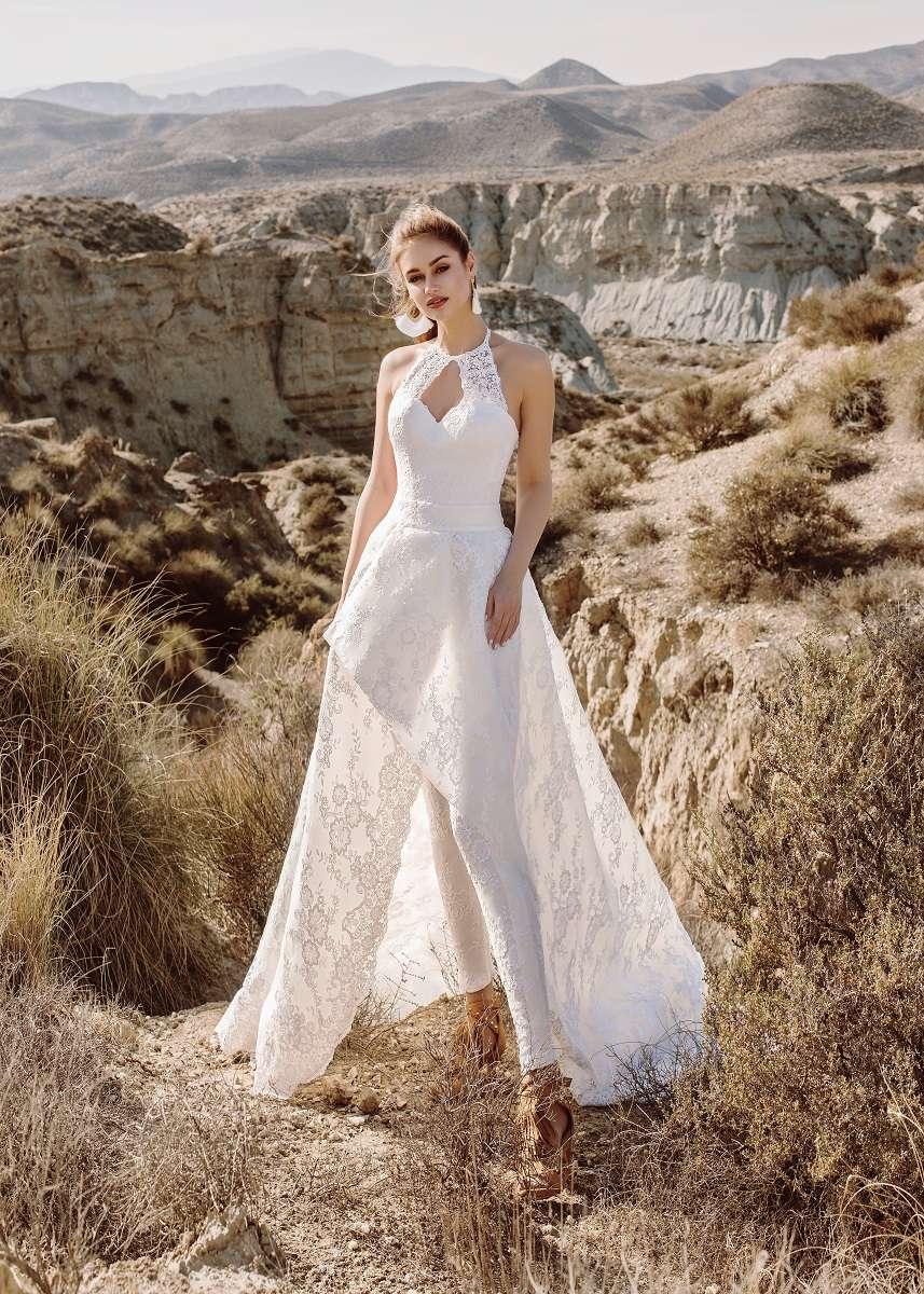 vestido novia invierno 1