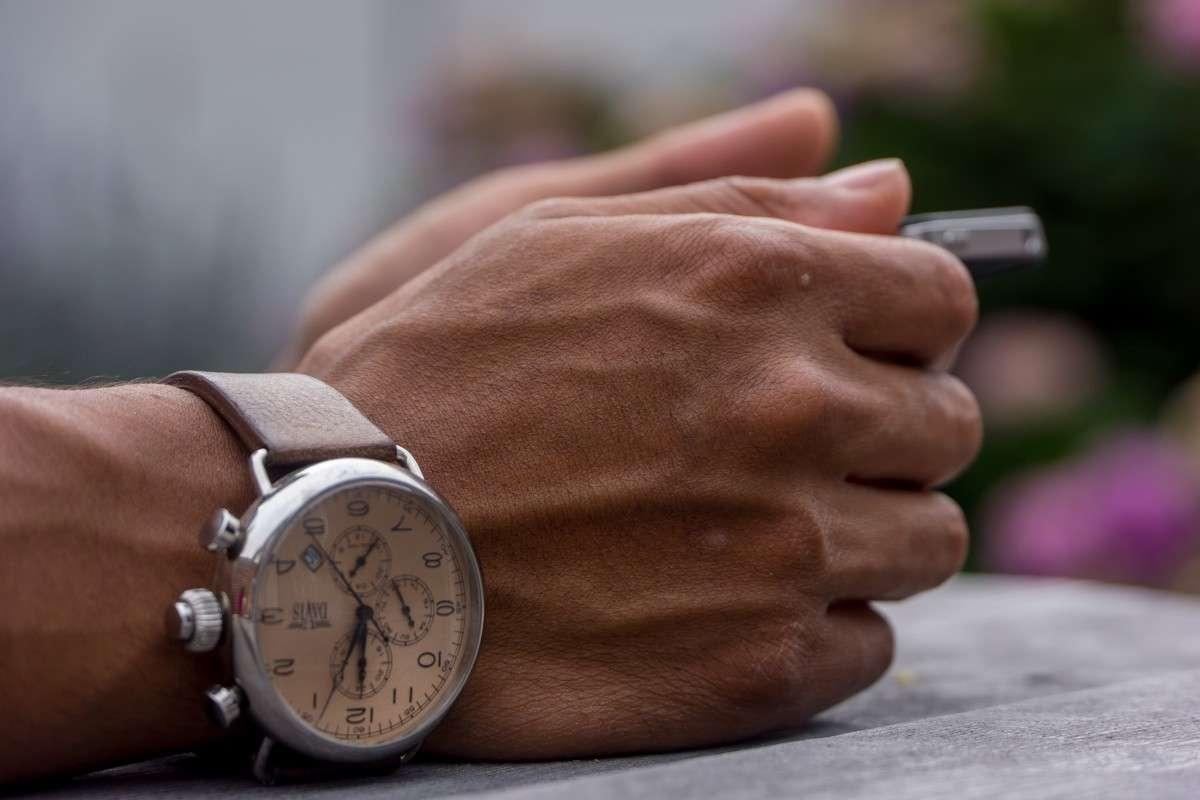 elegir reloj hombre