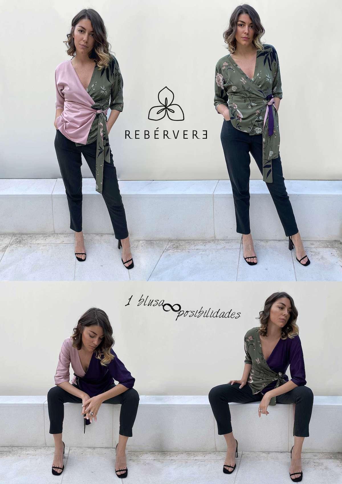 Moda reversible y sostenible